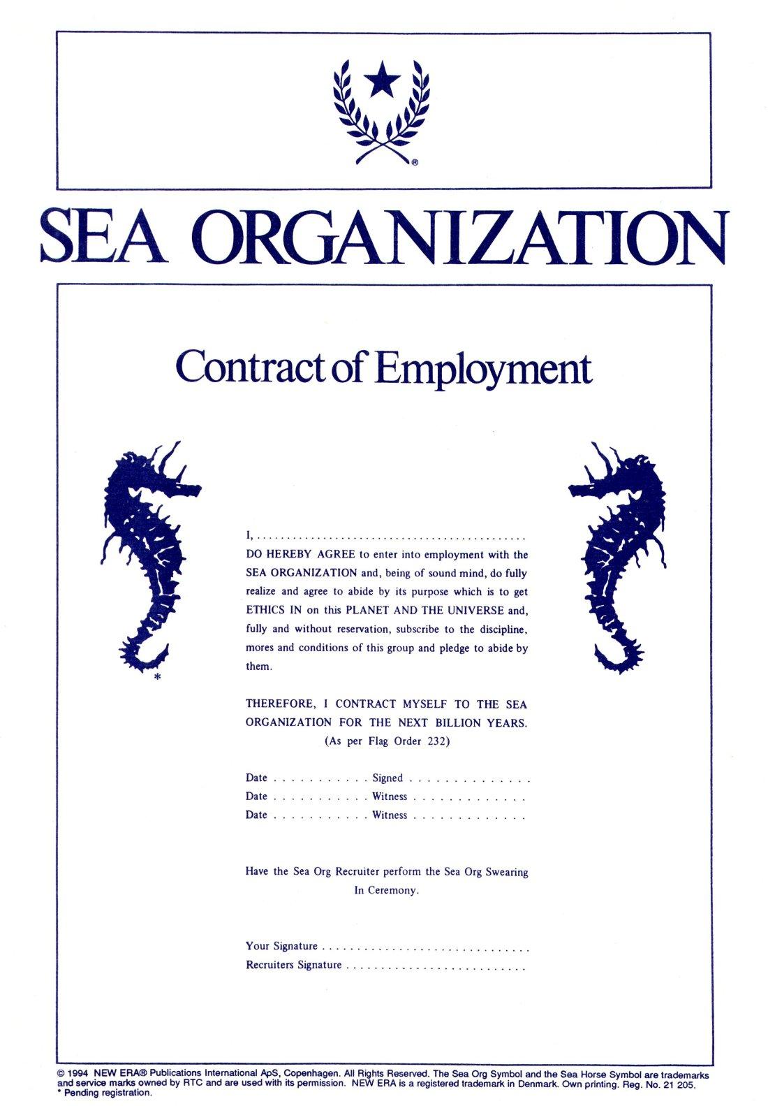 sea-org-contract